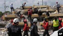 Los expertos de la USAID colaborará con las autoridades ecuatorianas para brindar un análisis de la situación en terreno.