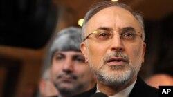 صالحی وزیر امور خارجه ایران