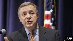 Сенатор Дик Дурбин