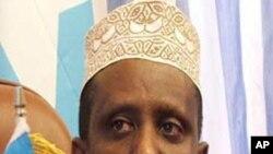 Prezida wa Somalia, Sheikh Sharif Sheikh Ahmed