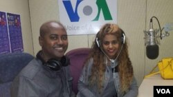 Mereb Estifanos at VOA Studios