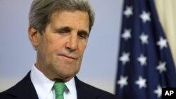 A pesar de que las negociaciones de paz entre Israel y Palestina, iniciadas por el mismo presidente Barack Obama, fracasaron, Kerry asegura que lo volverá a intentar.