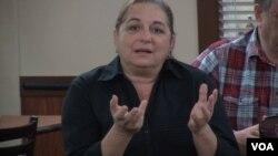 Jeanne Kentch, assessor of Mohave County, Arizona. (M. O'Sullivan/VOA)