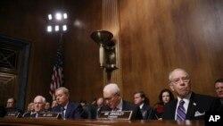 Заседание Юридического комитета Сената США, 27 сентября 2018 г.