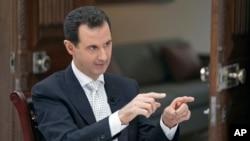 Suriye Devlet Başkanı Beşar Esat