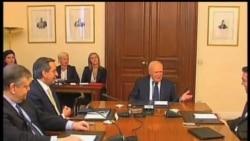 2012-05-13 美國之音視頻新聞: 希臘總統盡最後努力組建聯合政府