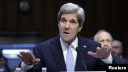 نامزد امریکی خارجہ سینیٹر جان کیری