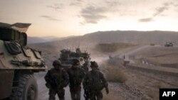 Francuski vojnici na zadatku u Avganistanu