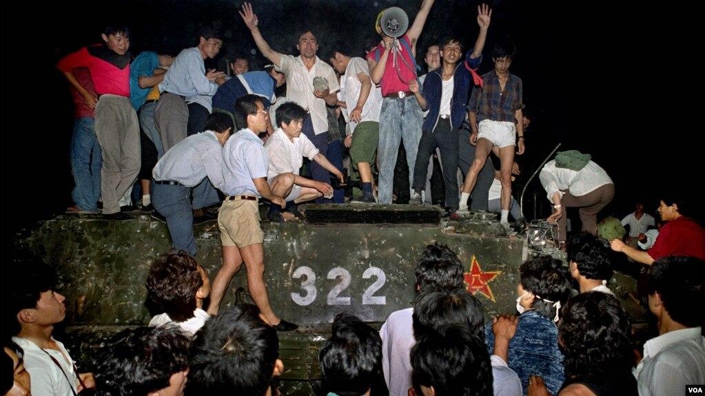 Përvjetori i masakrës në Sheshin Tiananmen në Kinë