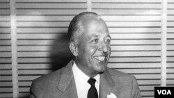 VOA Director Leonard Erikson (1953 – 1954)