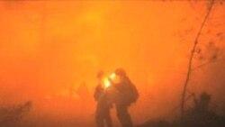Incendios forestales afectan a países europeos