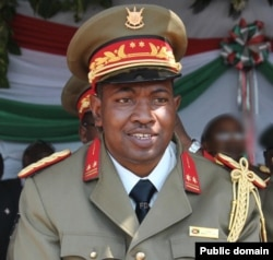 General Niyombare Godefroid