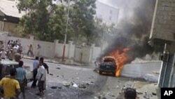 یمن: فضائی حملے میں آٹھ حکومت نواز قبائلی ہلاک