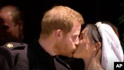 La boda real de Meghan Markle y el príncipe Harry