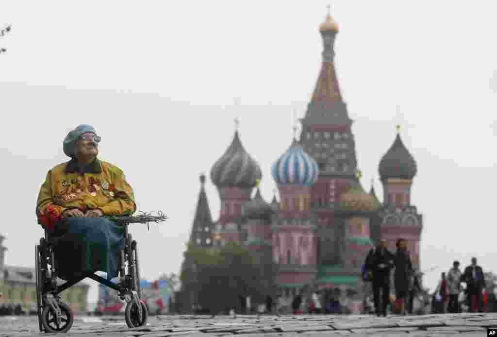 Moskva - Qızıl Meydan
