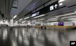 Yevropaning bo'shab qolgan aeroportlari