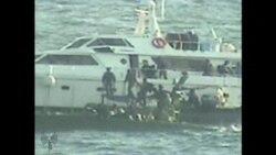 İsrail, Yardım Gemisindeki Eylemcileri Sınırdışı Ediyor