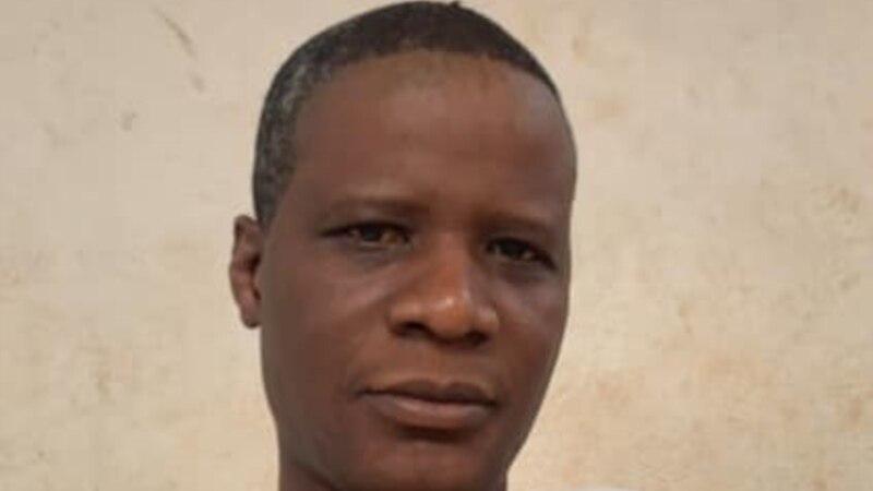 Manifestation pour la libération d'un militant anti-corruption malien