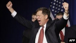 Республиканец Джон Кэзич, новый губернатор штата Огайо