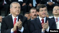 Erdogan û Davutoglu bi hevre ne