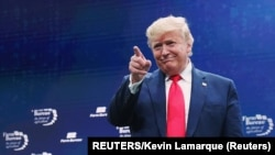 Amerika Başkanı Donald Trump