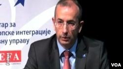 Šef Delegacije EU u Srbiji Majkl Devenport