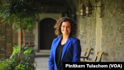 Marissa Turchi , Director of Undergraduate Admissions , Bryn Mawr College, PA, USA