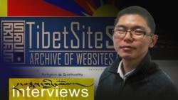 VOA Interviews: Tenzin Sonam, Founder Webmaster of Tibetsites.com