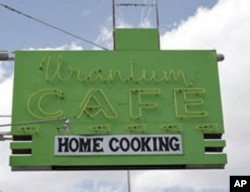 You don't get the usual, formulaic burger and fries at unusual restaurants like the Uranium Café along old U.S. Highway 66 in Grants, New Mexico.