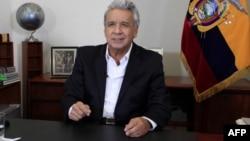 El presidente ecuatoriano, Lenín Moreno, anunció el viernes 10 de abril un plan de reforma para anfrentar la crisis económica que vive el país ante la pandemia por coronavirus.