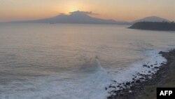 Đảo Kunashiri thuộc quần đảo Kuriles có tranh chấp