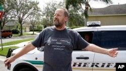 Eric Paddock, em trai của nghi phạm nổ súng Stephen Paddock ở Las Vegas