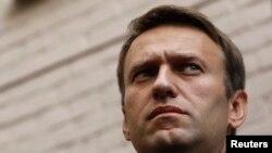 Alexei Navalny, Moscou, le 9 septembre 2013