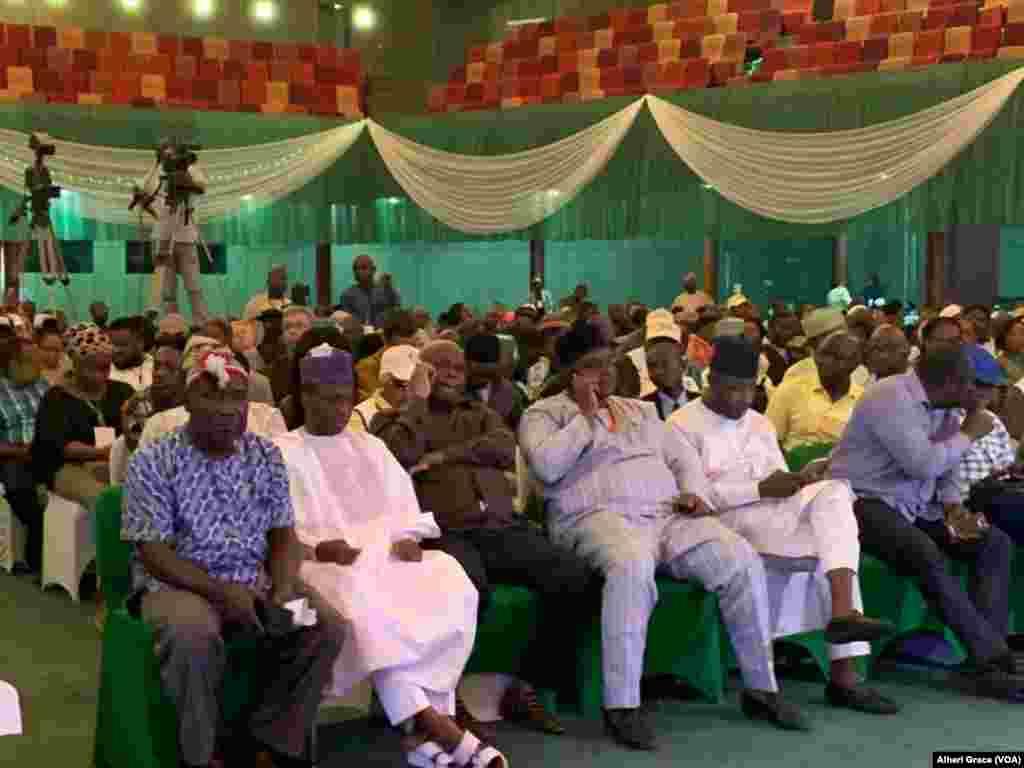 Hukumar INEC Ta Gudanar Da Taron Masu Ruwa Da Tsaki a Abuja