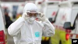 U Srbiji za sada nema zaraženih koronavirusom koji je krenuo da se širi iz Kine u decembru, Foto: (Ryu Young-seok/Yonhap via AP)