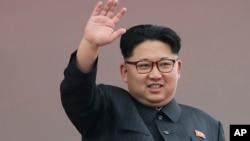 北韓領導人金正恩 (資料圖片)