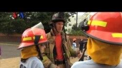 Pelatihan Khusus Pemadam Kebakaran Bagi Perempuan di AS