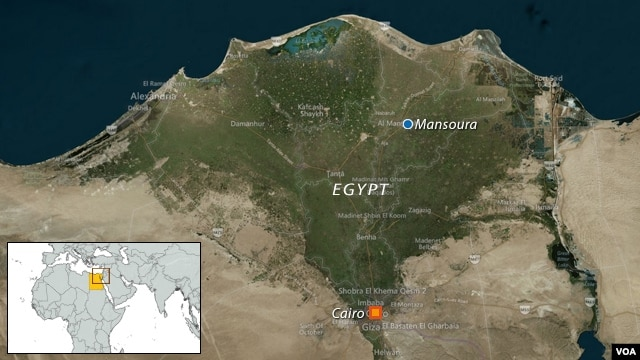 Mansoura, Egypt