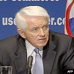 Tom Donohju, predsednik američke Privredne komore.