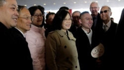 What's the Significance of Tsai Ing-wen Meeting Cruz and Abbott?