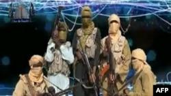 Des combattants du groupe islamiste radical connu sous le nom ansaru, 24 décembre, 2012