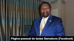 Isaías Samakuva, presidente da UNITA