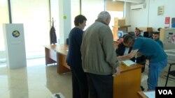 Izbori u severnom delu Kosova (Foto: VOA)