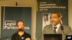 Brasil: Ataques raciais contra Leila Lopes