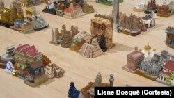 Artista Liene Bosquê faz três exposições em Nova York