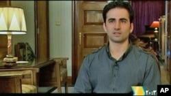 被伊朗指稱進行間諜活動的美國公民希克馬蒂