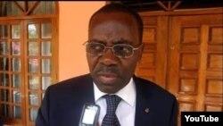 André Nzapayeké, Premier ministre de Transition