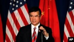 Đại sứ Mỹ tại Trung Quốc Gary Locke.
