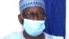 Farfesa Ibrahim Gambari (Twitter/ Bola Ahmed Tinubu)
