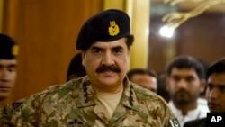 Tổng tư lệnh quân đội Pakistan Raheel